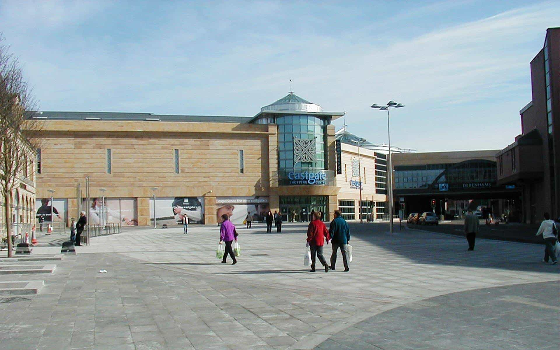Eastgate Shopping Centre Phase 2